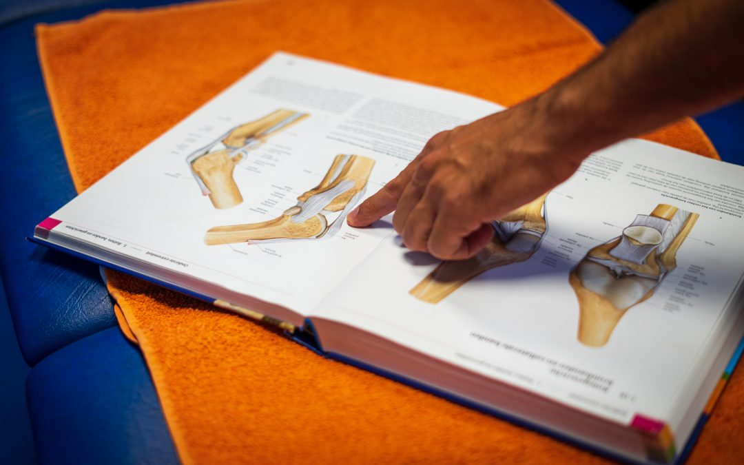 Knie klachten behandelen met online fysiotherapie.